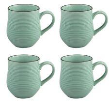4er Set Becher, Tassen La Cafetiere Core Brights Colour grün 400ml Creative Tops