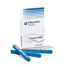 Genuine BMW Car Care Natural Air Car Freshener Energizing Tonic Refill