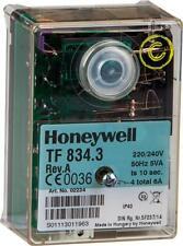 Steuergerät TF 834.3 Honeywell Satronic Feuerungsautomat Nachfolger 834.1 834.2