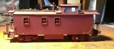 North American cupola caboose kit, assembled (Athearn)