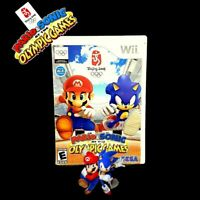 Mario & Sonic at the Olympic Games Beijing 2008 (Nintendo Wii, 2007)Tested