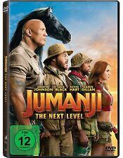 Jumanji : The Next Level ( DVD, 2020)