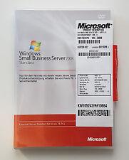 Windows 2008 small business server sbs standard 64bit incl. 5cal allemand Fujitsu