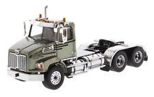 1/50 Western Star 4700 SF Tandem Day Cab in Metallic Olive Green