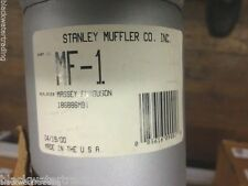 New Temco Mf-1 14A76 Muffler Replaces Massey Ferguson 186886M91