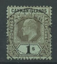 Cayman Islands SG31 1s Used ,