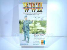 "DRAGON 12"" WW2 1941 GERMAN MILITARY POLICE OFFICER KARL IN LENINGRAD w/ P38"