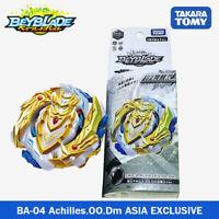 Takara Tomy Beyblade Burst BA-04 Cho-Z Achilles.00.Dm Booster Asia Exclusive New