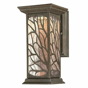 Westinghouse Lighting 6312000 Glenwillow One-Light LED Victorian Bronze Finis...