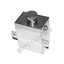 Universal Aluminum Radiator Coolant Expansion Overflow Tank 1.2L