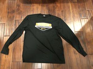 Sport-Tek Rapala Performance Fishing Lures Shirt Large Black
