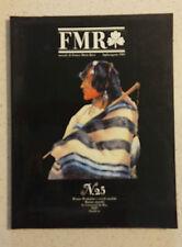 FMR rivista  n. 25 - luglio agosto 1984