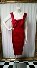 *REDUCED* Ojay red wiggle dress. Size 10