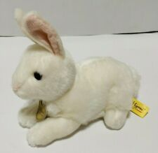 Miyoni by Aurora Bunny White 8 inch Plush Stuffed Animal Rabbit