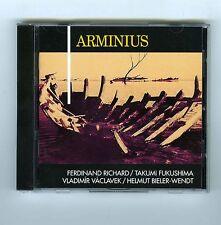 CD ARMINIUS TAKUMI FUKUSHIMA V.VACLAVEK H. BIELER-WENDT F.RICHARD