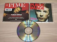 Public Image CD-Same/First Issue/religione Attack/Virgin in MINT