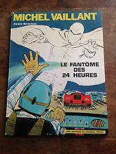 le fantôme des 24 heures EO (1970) par jean graton histoire du journal tintin
