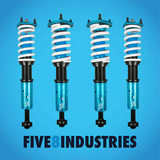 Five8 Industries For 02-10 Lexus SC430 Full Coilovers Height Adjustable