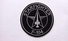 PATCH F-104 STARFIGHTER X° gr. A.M.