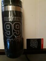 NEW! WAYNE GRETZKY 99 TIM HORTONS TRAVEL MUG RARE LIMITED EDITION inc card!
