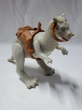 Star Wars 1979 Vintage TaunTaun Action Figure Animal by Kenner W/ Saddle