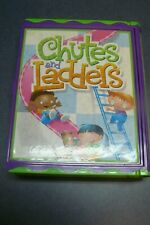 Classic Preschool Collection Book case Game Chutes and Ladders