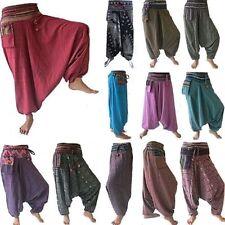 Unbranded Bohemian Fashion Regular Size Pants for Women