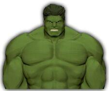Figurines et statues jouets de héros de BD bustes hulk