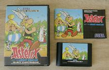 Asterix And The Great Rescue (complete) - Sega Mega Drive