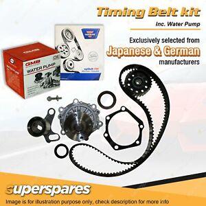Timing Belt Kit & Water Pump for Toyota Hiace LH103R 113R 125 109V 123V 162 172