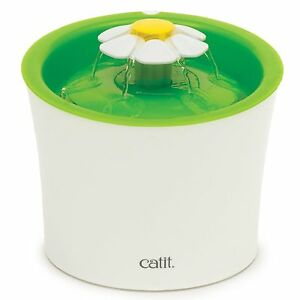 Catit Senses 2.0 Flower Water Fountain 3L Automatic Drinking Fountain