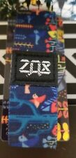 Zox Strap BORN TO FLY by Geleen Lorica! Silver! Card Included! SALE PRICE!
