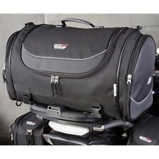 MotoDry  Black Roll Bag Adventure Motorcycle Luggage ZXR-1 Rear Tail Bag