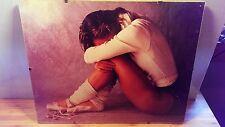 VTG 1986 'THE DANCE IS OVER' BALLET BALLERINA FRAMED PHOTOGRAPH LONDON 11X14