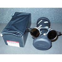 New Oakley Madman Sunglasses Plasma/Tungsten Iridium Polarized Mad Man Round