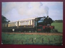 POSTCARD NORTH NORFOLK RAILWAY - LOCO 3809  EAST COAST PULLMAN