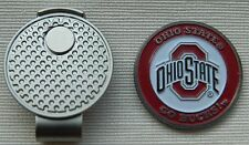 Ncaa Ohio State Buckeyes Golf Ball Marker and Magnetic Hat Clip