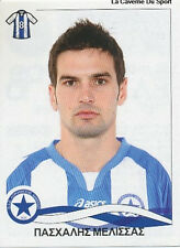 N°079 MELISSAS PASCHALIS ATROMITOS.FC STICKER PANINI GREEK GREECE LEAGUE 2010