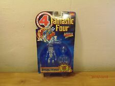 """Fantastic 4 Invisible Woman 5""""Marvel Comics1995 Made by ToyBiz Susan Richards"""