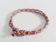 Authentic Thai Blessed Buddhist Wristband Fair Trade Wristwear Multicolor #66