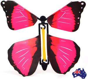 10-100x Magic Flying Butterfly Toy Anniversary Greeting Card Birthday Wedding