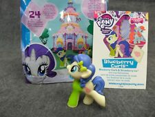 My Little Pony NEW * Blueberry Curls * Blind Bag Friendship Is Magic Wave 20