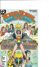 Wonder Woman no. 1, DC, 1987, VF+.
