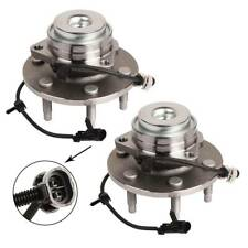 2pcs Front Wheel Hub Bearing Assembly For GMC Chevy Truck 2WD 515053