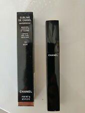 Chanel Sublime De Chanel Mascara #10 Noir 6 g / 0.21 oz Full Size *New In Box*