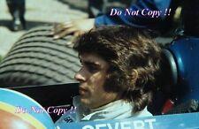 Francois Cevert Tyrell F1 Portrait Photograph 28