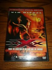 Vin Diesel Xxx - Widescreen Special Edition Dvd - Watched Once!