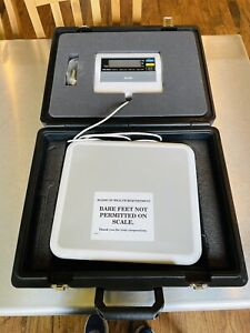 Tanita BWB-800A Professional Digital Scale 400lb FULLY Tested