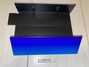 Official SONY PlayStation 2 Blue Vertical Stand SCPH-10040 PS2 oem VG!