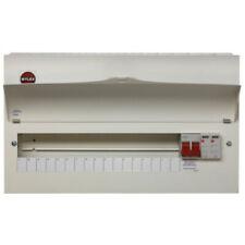 Wylex NM1706FLEXS 100a Main switch+Type 2 SPD 17 Way Consumer Unit